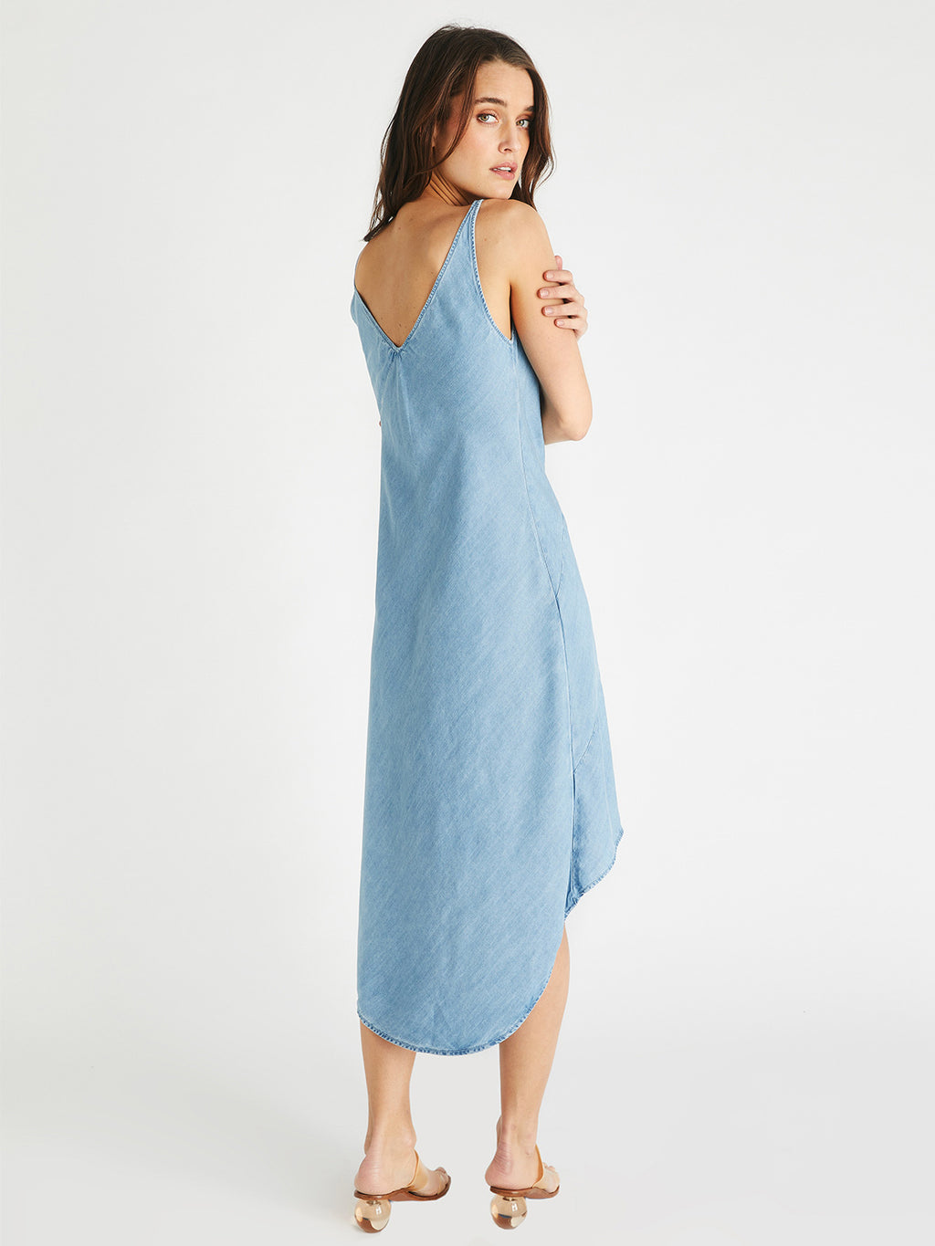 Shanti Slip Dress | Day Break