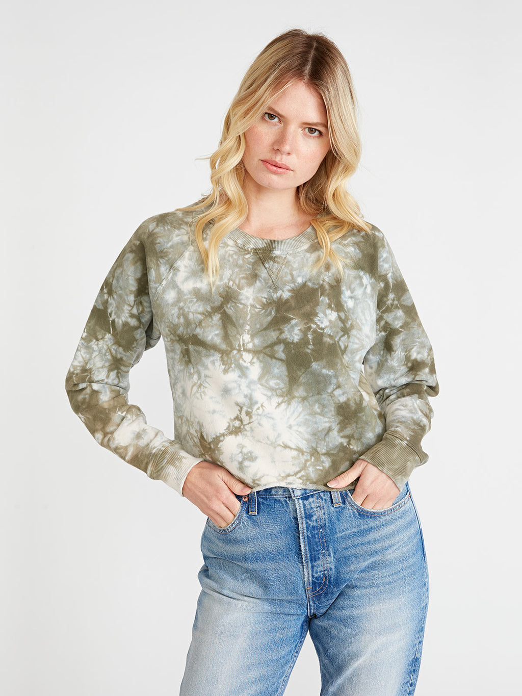 Yara Sweatshirt | Surplus Tie Dye