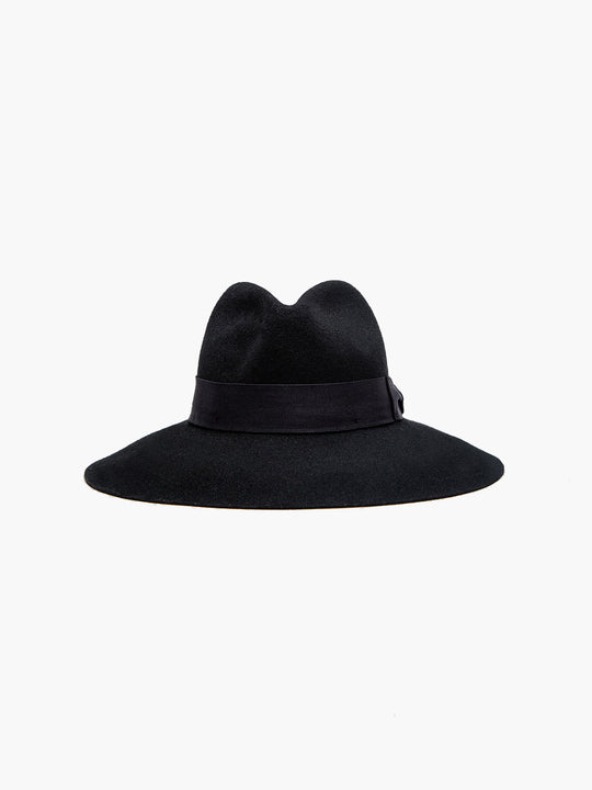 Felt Shade Hat | Black