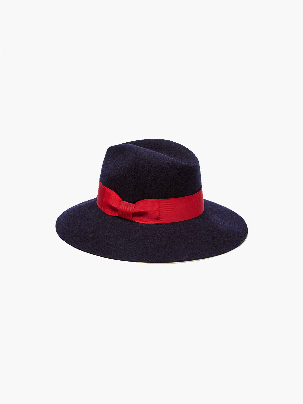 Felt Shade Hat | Navy Felt Shade Hat | Navy