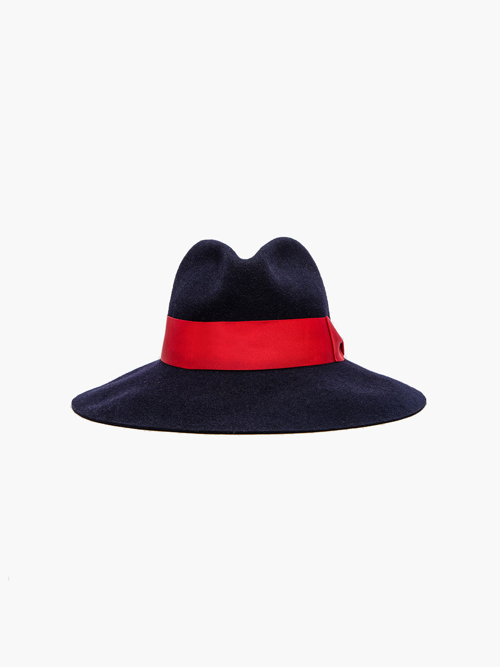 Felt Shade Hat | Navy