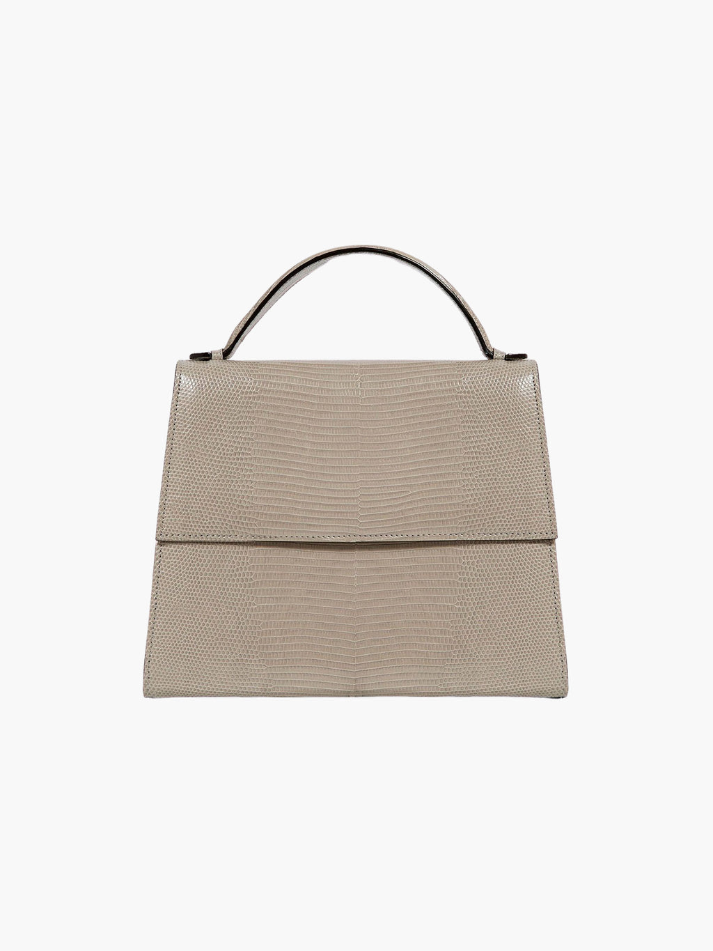 Large Top Handle Bag | Cashmere