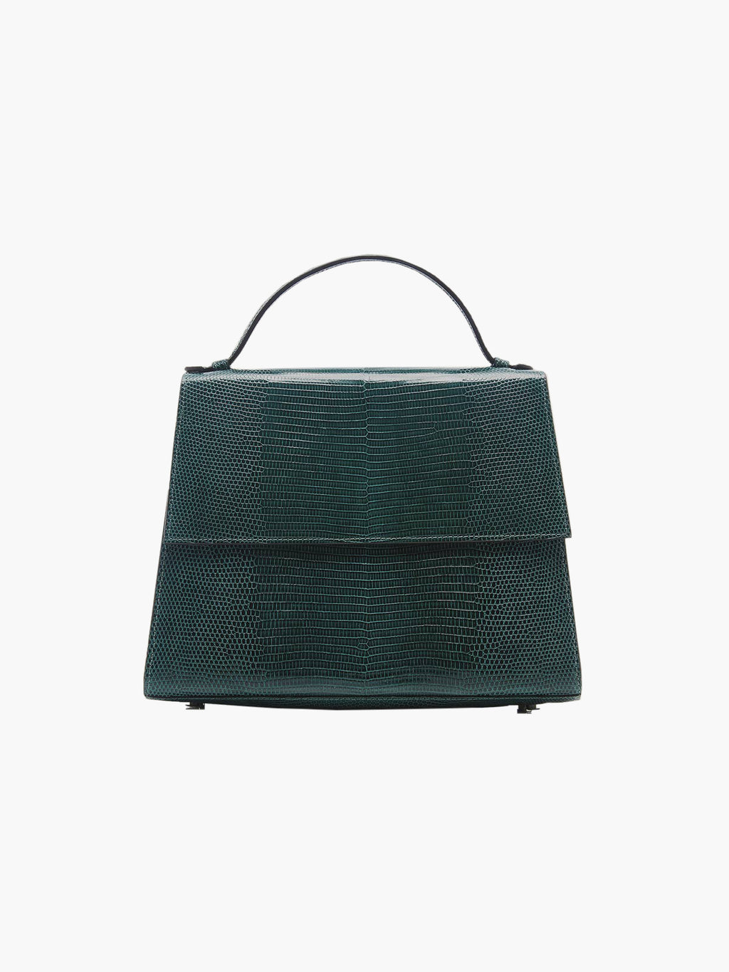 Large Top Handle Bag | Forest