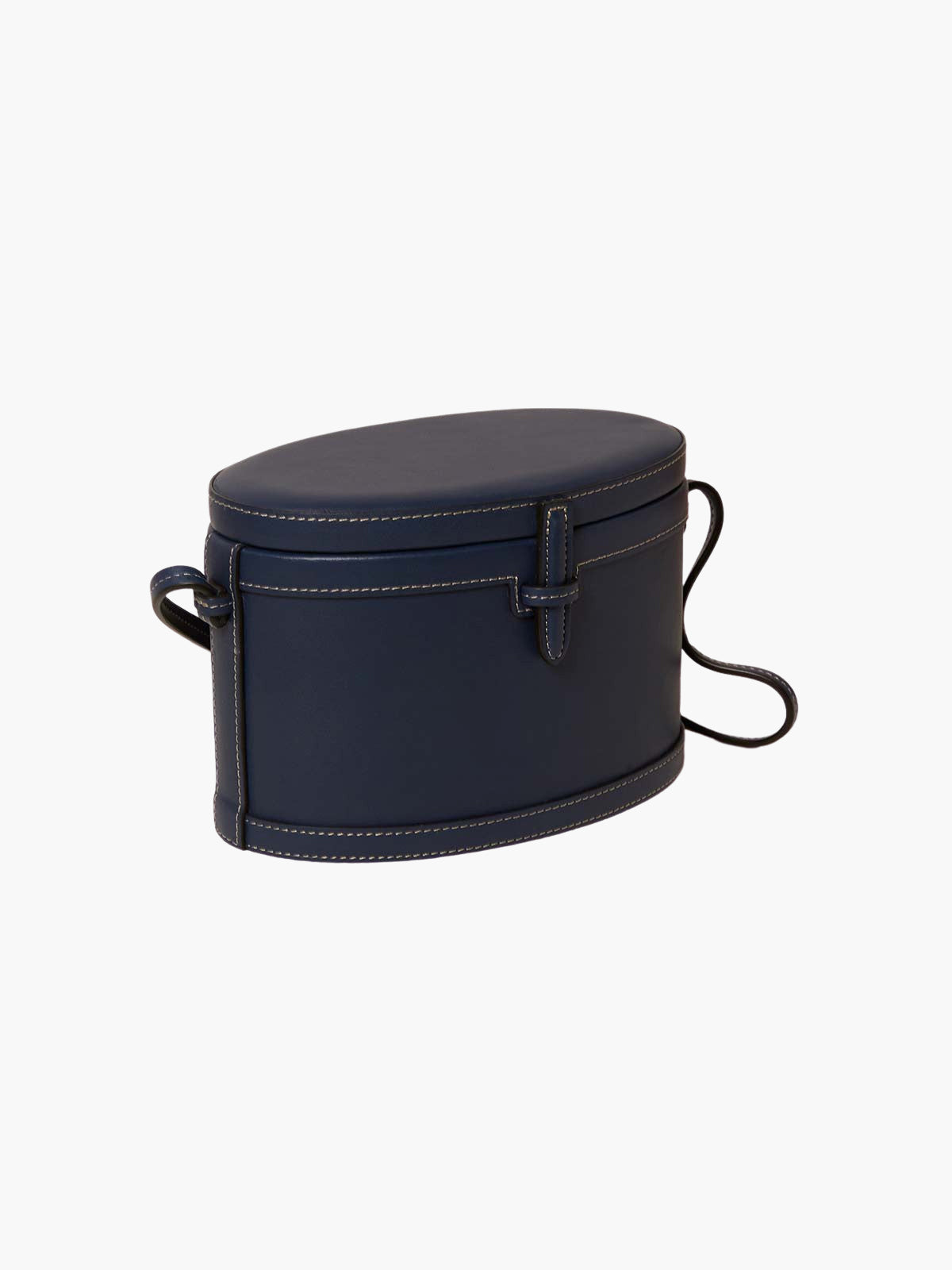 Round Trunk Bag | Navy