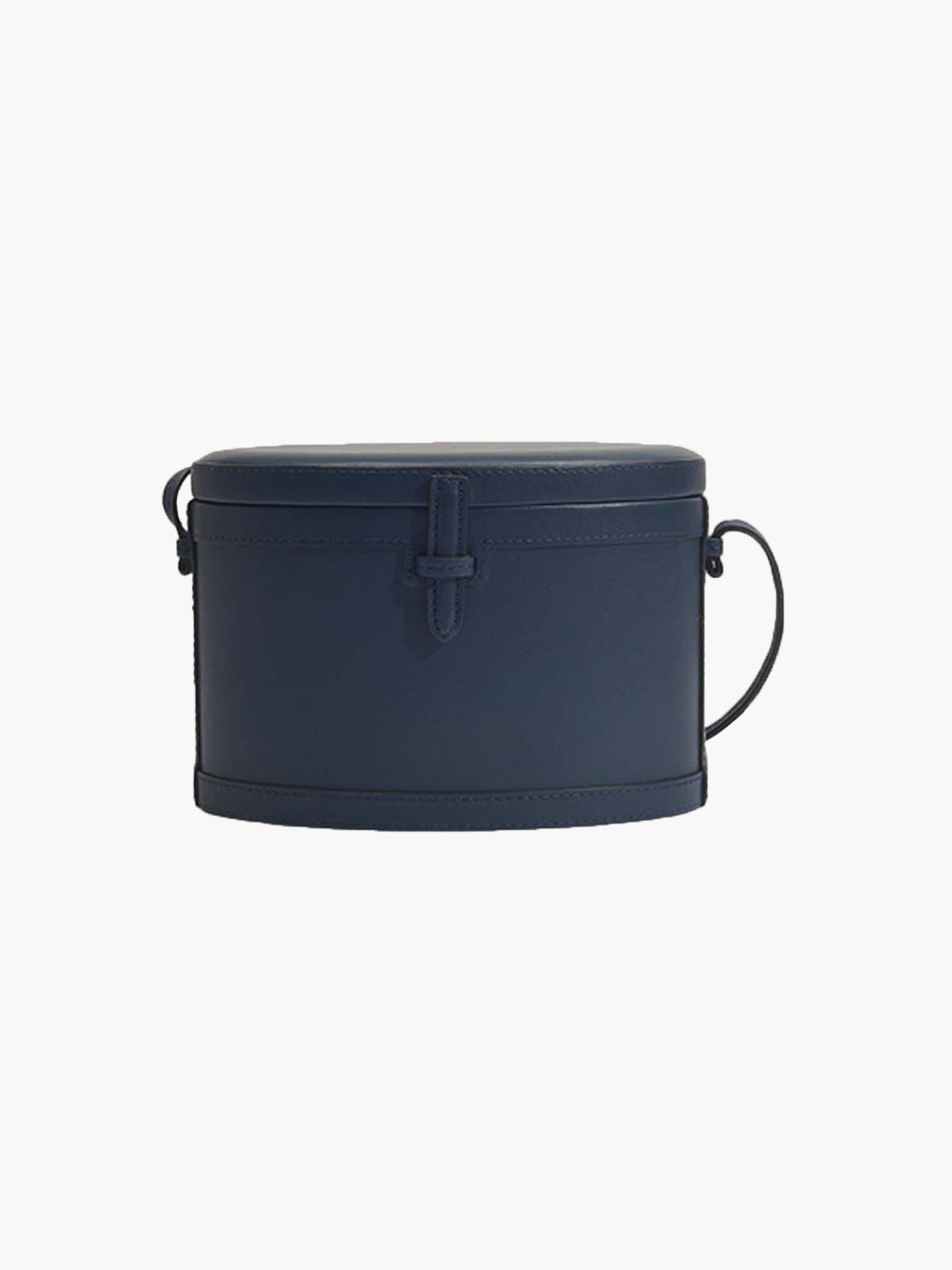 Round Trunk Bag | Teal