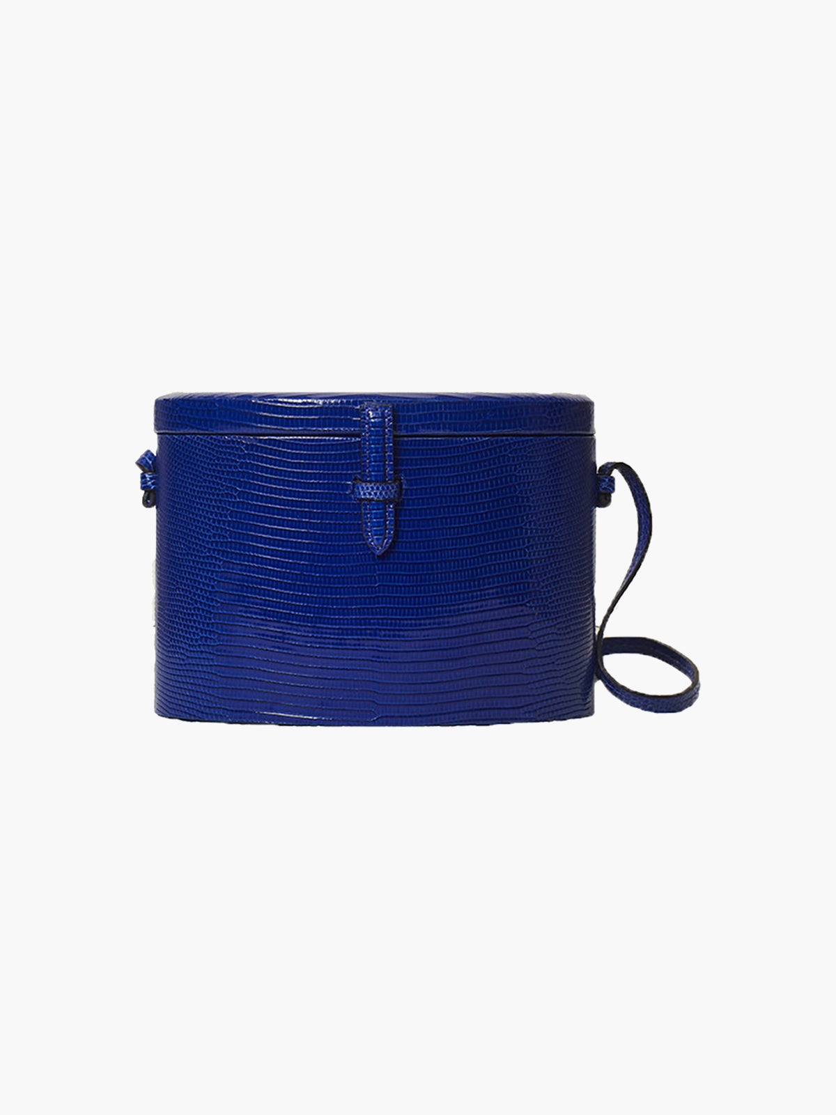 Round Trunk | Electric Blue Round Trunk | Electric Blue