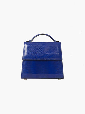 Small Top Handle | Electric Blue Small Top Handle | Electric Blue