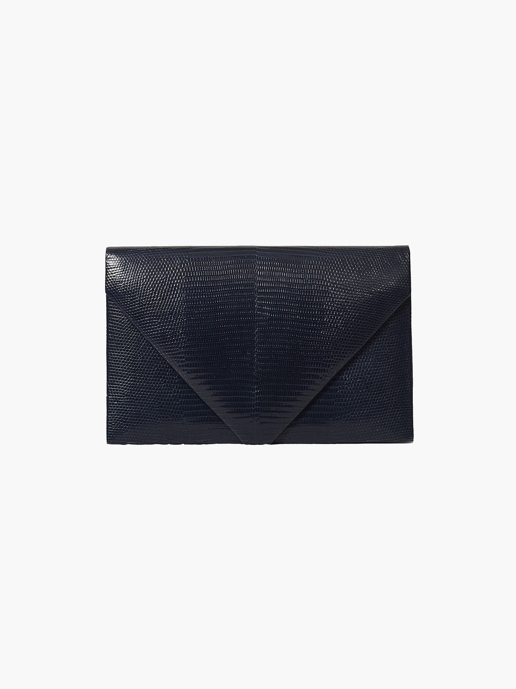 The Envelope Clutch | Navy