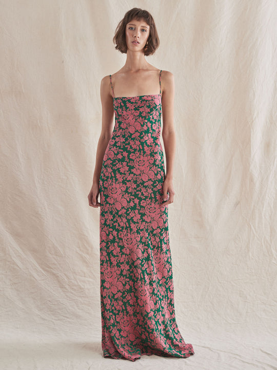 Camellia Dress | Floral