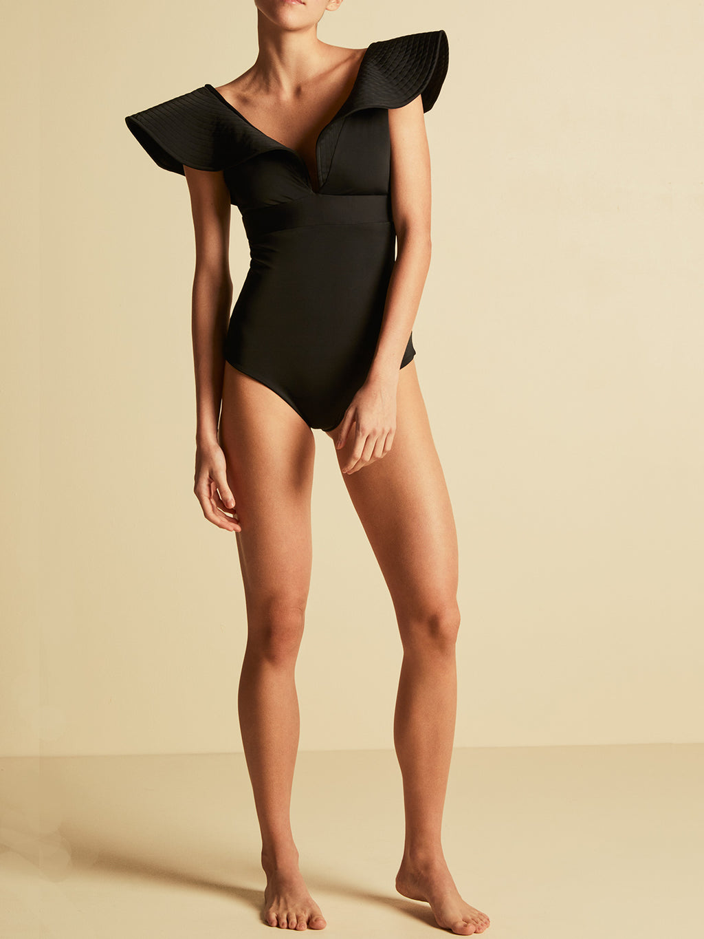 Grace One Piece | Black