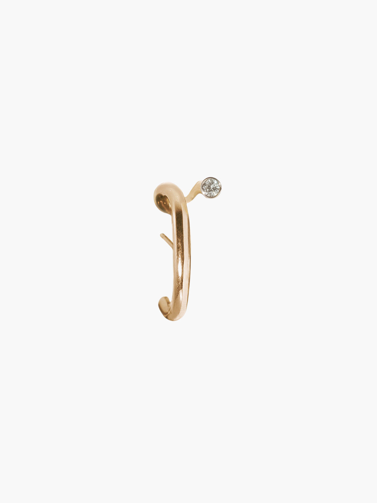 Arena Earring | Rose Gold