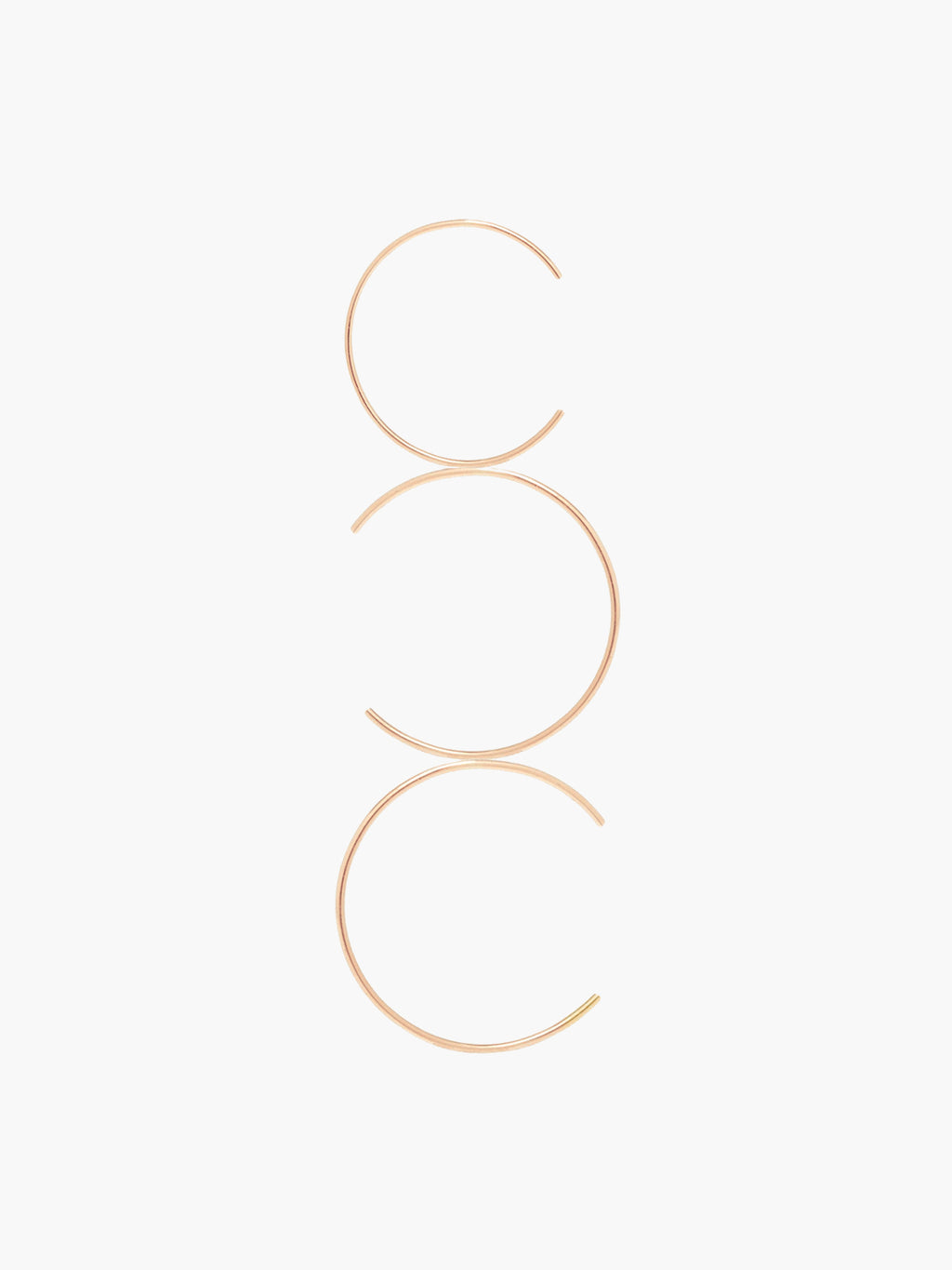 C Pin | Rose Gold