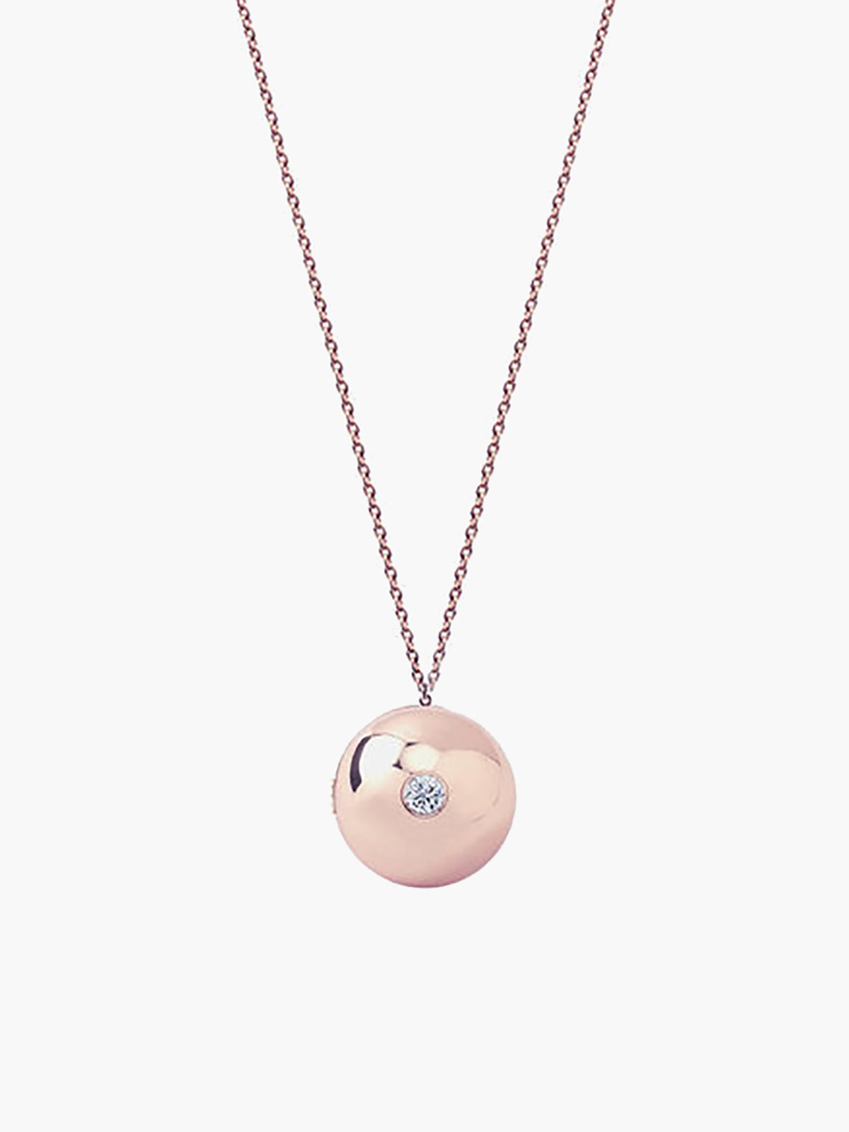 The Boob Locket | Rose Gold The Boob Locket | Rose Gold