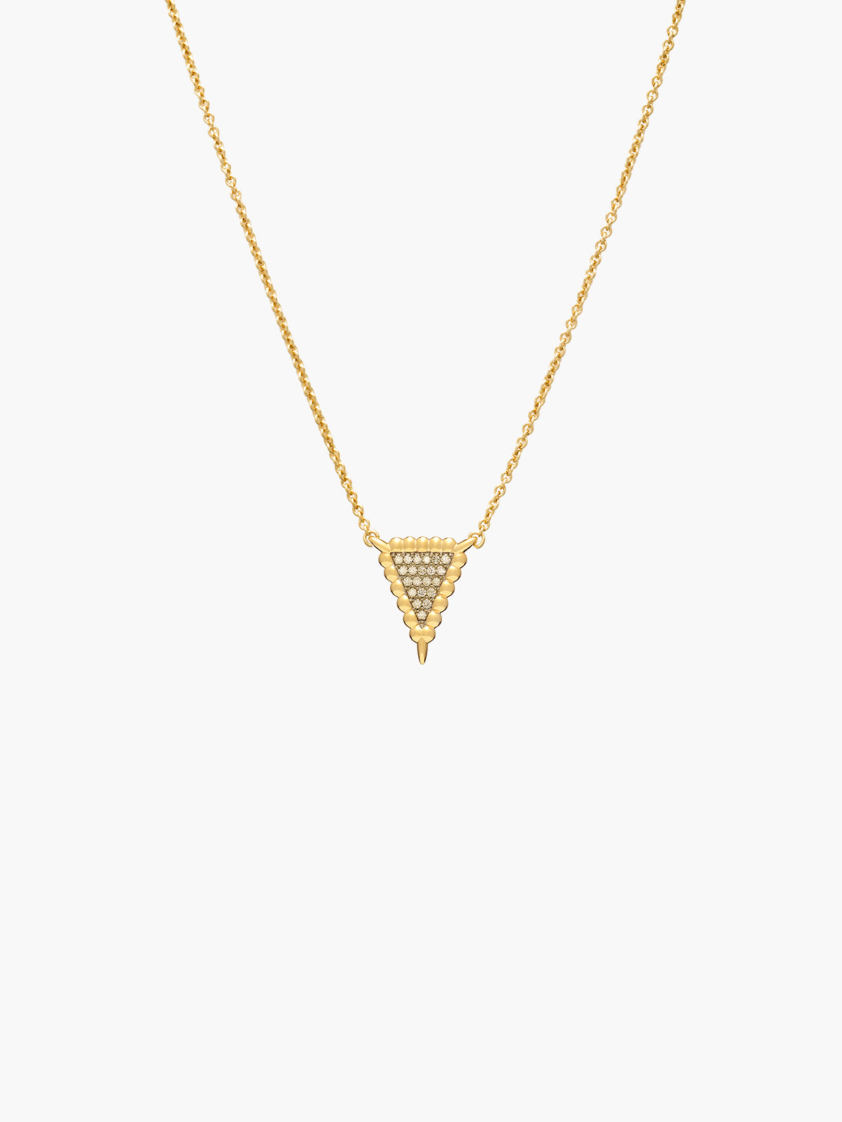 Sybil Micro Diamond Necklace