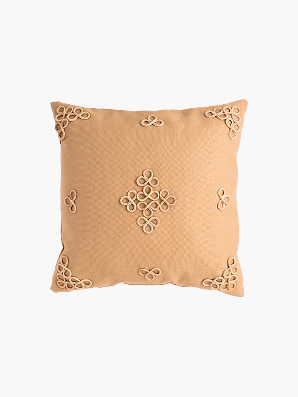 Trebol Linen Cushion | Arena