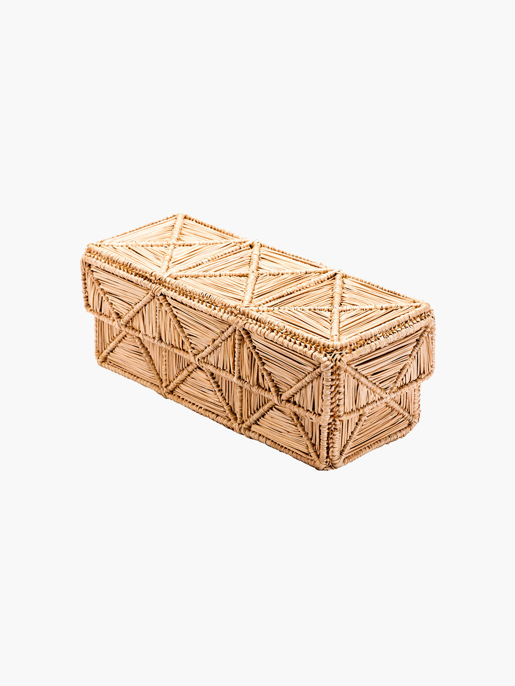 Malla Narrow Rectangular Box