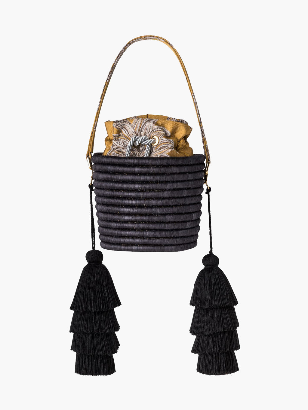Bucket Bag | Hojarasca Gold