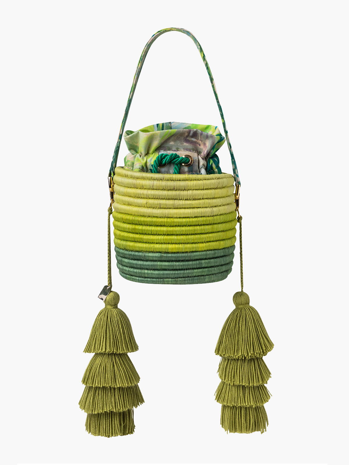 Bucket Bag | Jardin Degrade Bucket Bag | Jardin Degrade