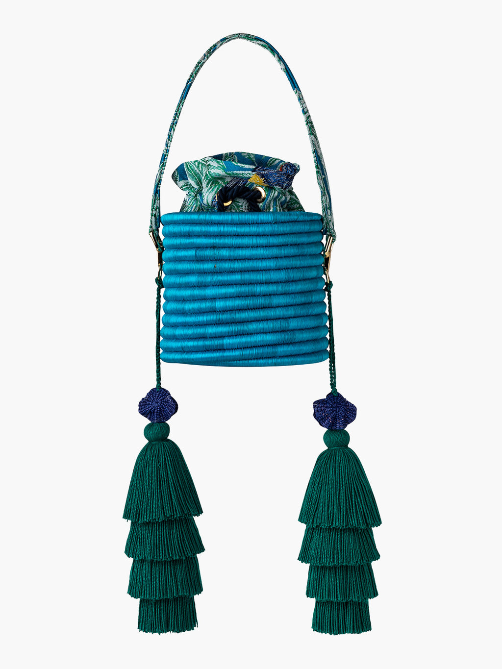 Bucket Bag | Laguna Blue
