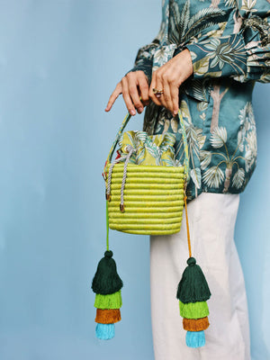 Bucket Bag | Pacifico Bucket Bag | Pacifico
