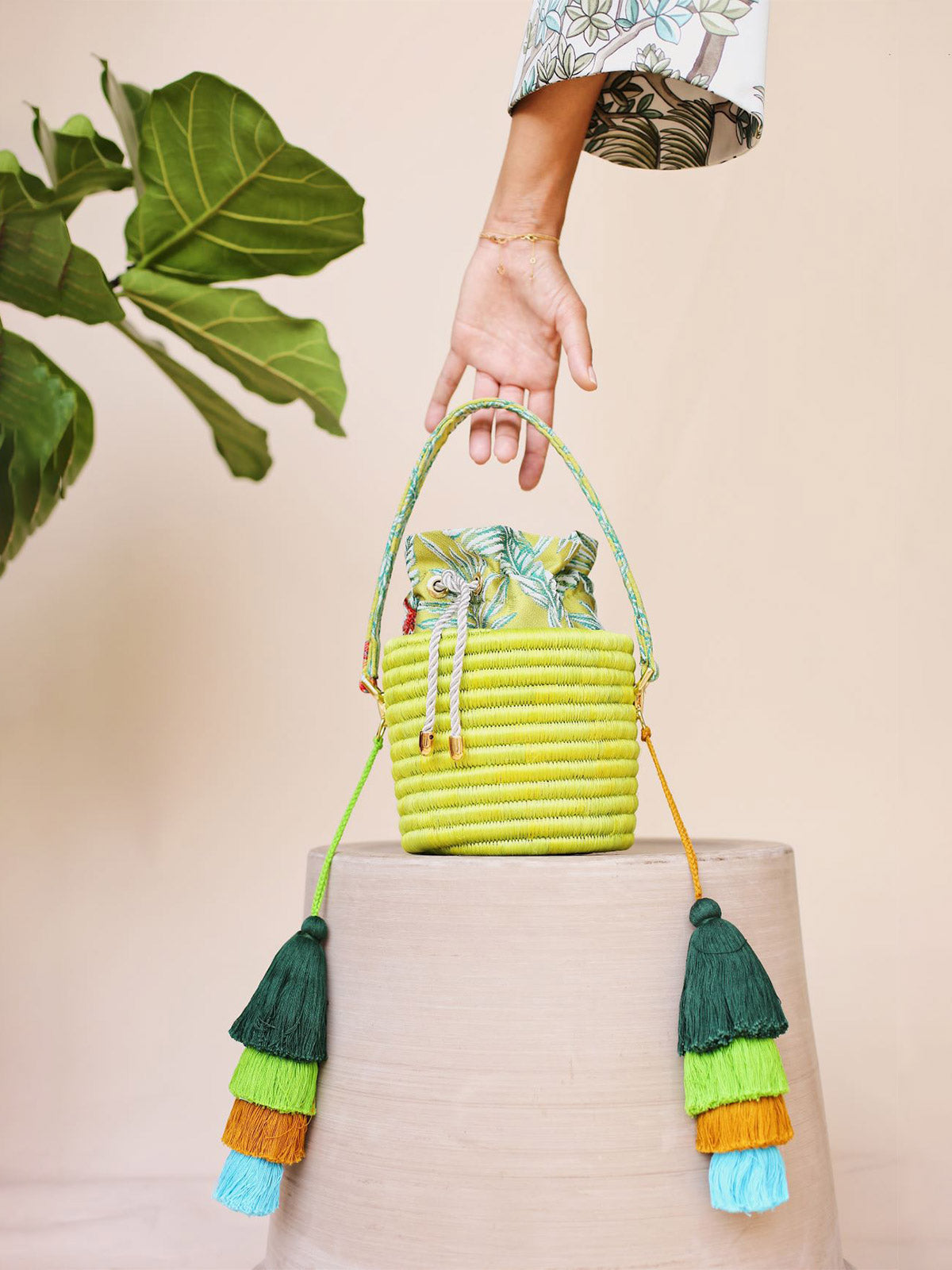 Bucket Bag | Pacifico