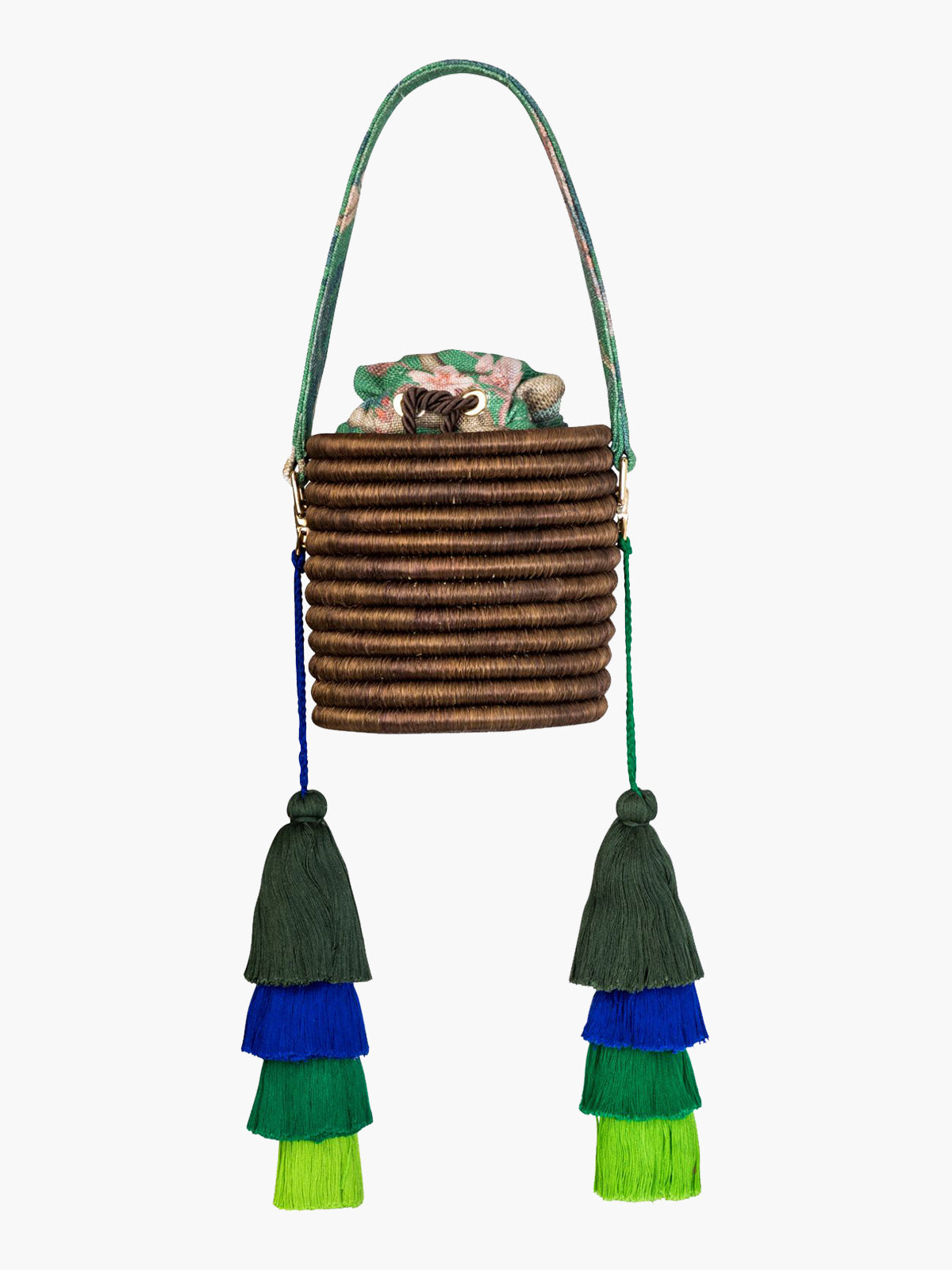 Bucket Bag | Paraiso Brown