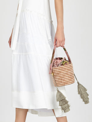 Bucket Bag | Paraiso Rose Bucket Bag | Paraiso Rose