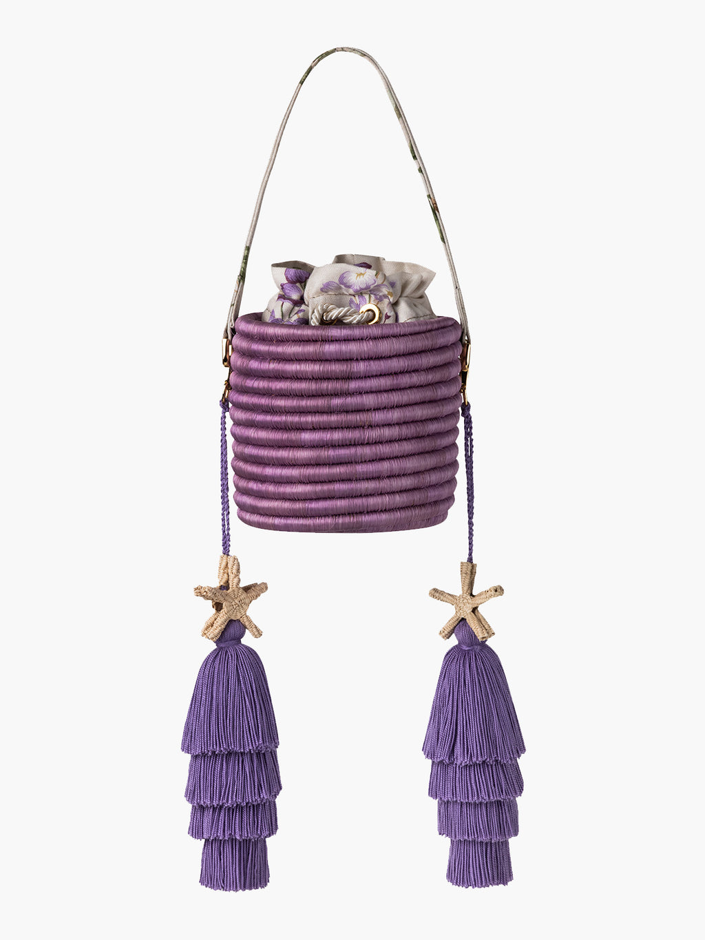 Bucket Bag | Wisteria