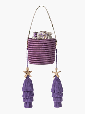 Bucket Bag | Wisteria Bucket Bag | Wisteria