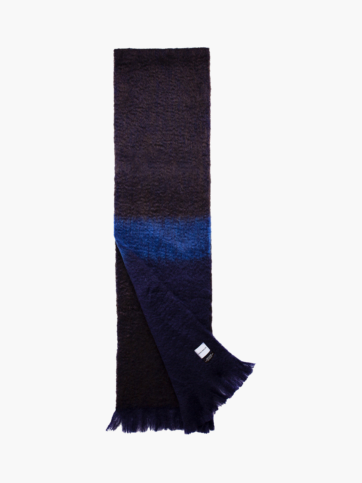 Oversized Mohair Scarf | No. 8