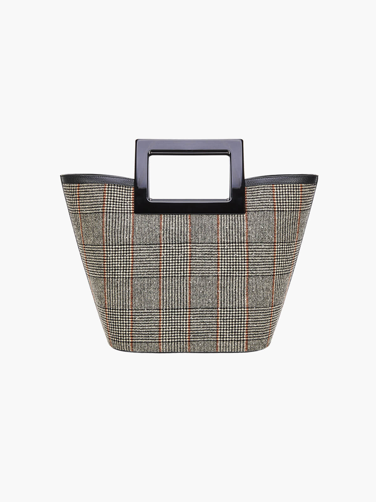 Riviera Bag | Embellished Tweed