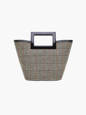 Riviera Bag | Embellished Tweed Riviera Bag | Embellished Tweed