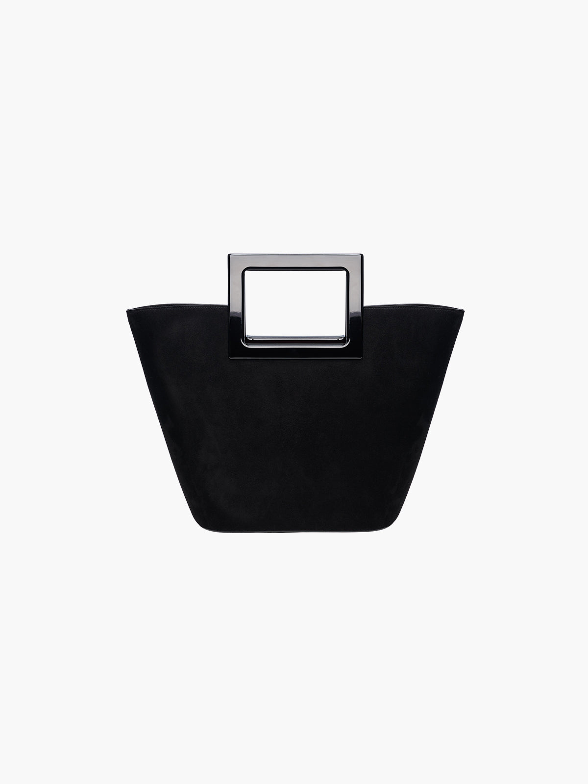 Mini Riviera Bag | Coal Suede