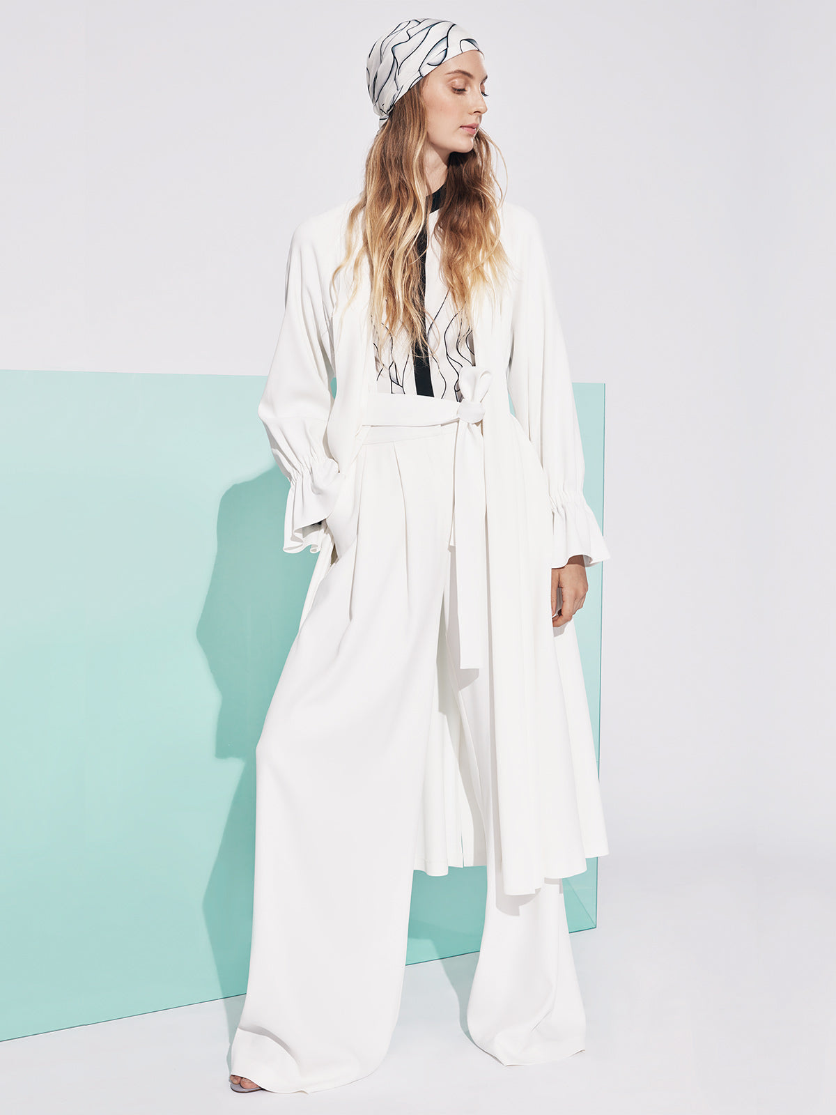 Full-Length Trench Coat