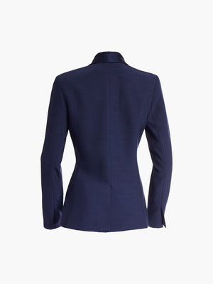 Tailored Jacket | Marine Tailored Jacket | Marine