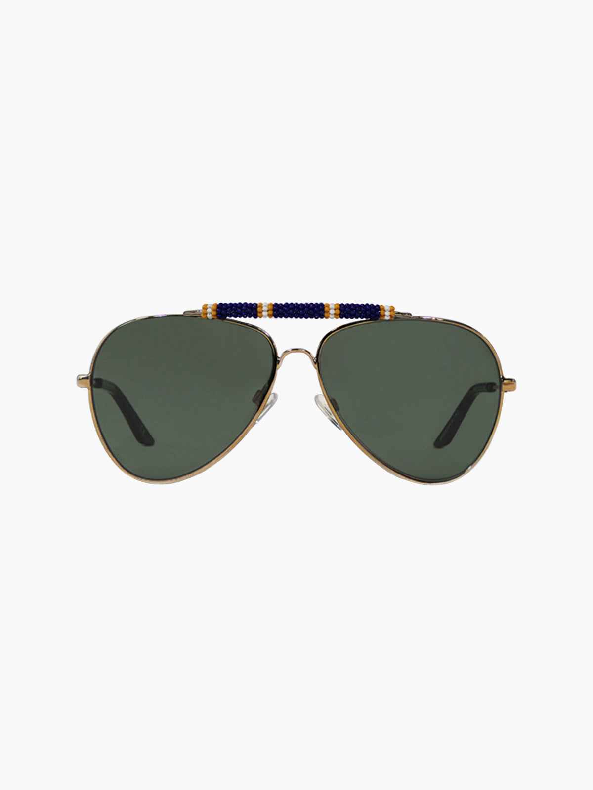 Exclusive Sunglasses | Blue/Yellow