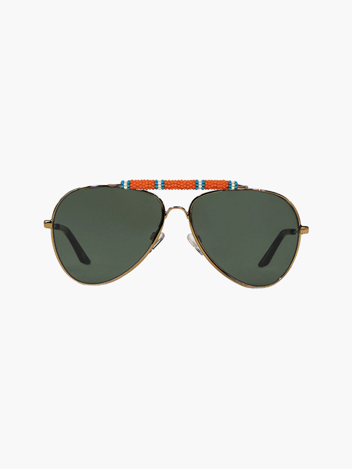 Exclusive Sunglasses | Orange/Turquoise