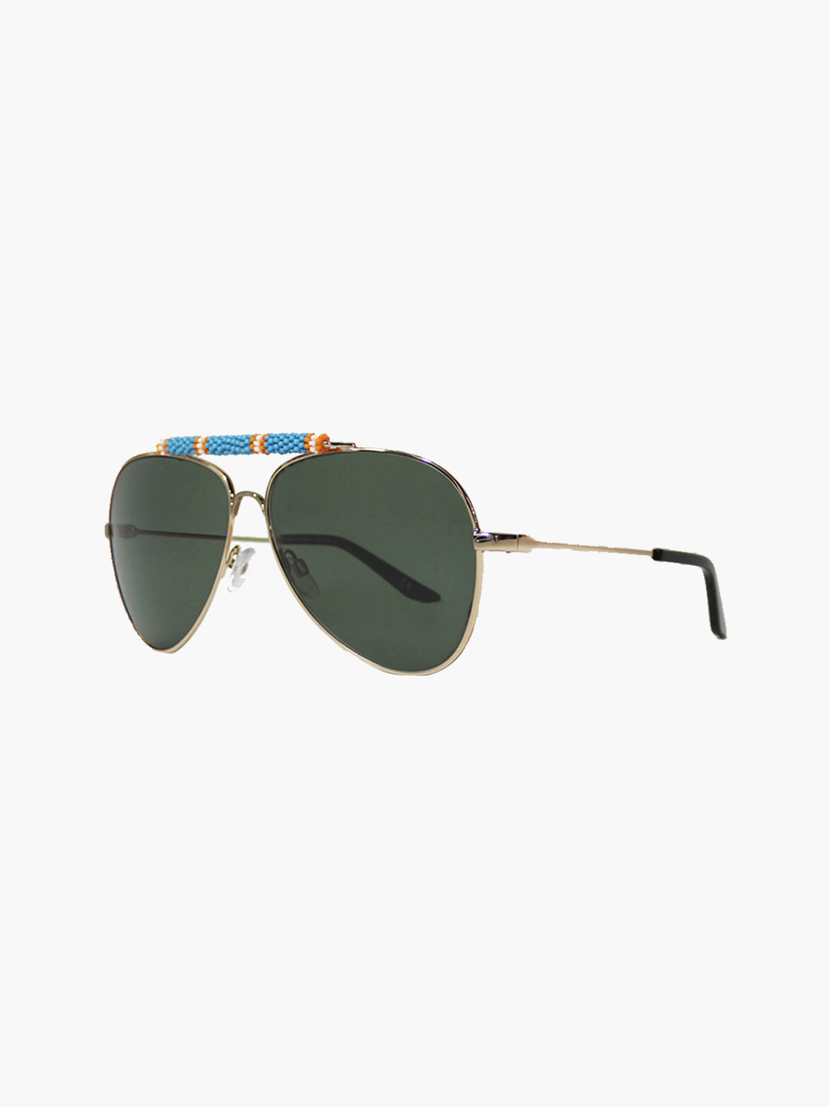 Exclusive Sunglasses | Turquoise/Orange Exclusive Sunglasses | Turquoise/Orange