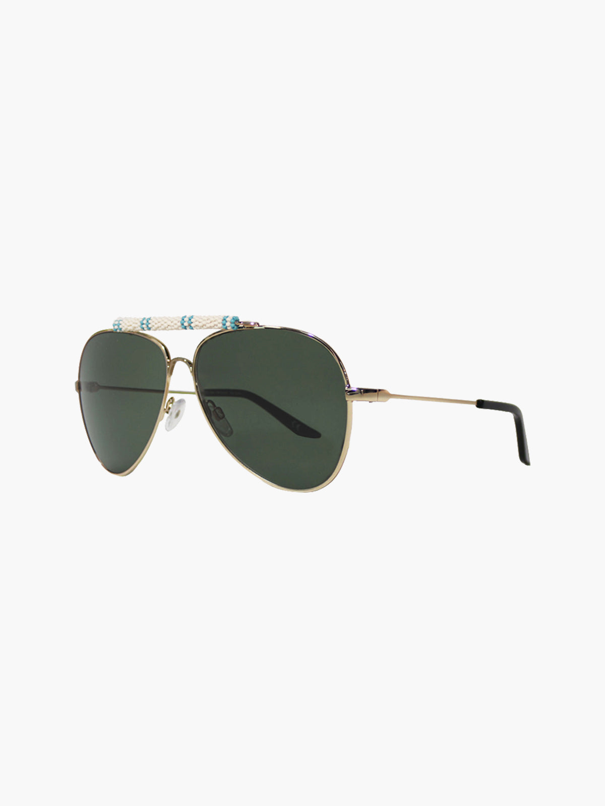 Exclusive Sunglasses | White/Light Blue Exclusive Sunglasses | White/Light Blue