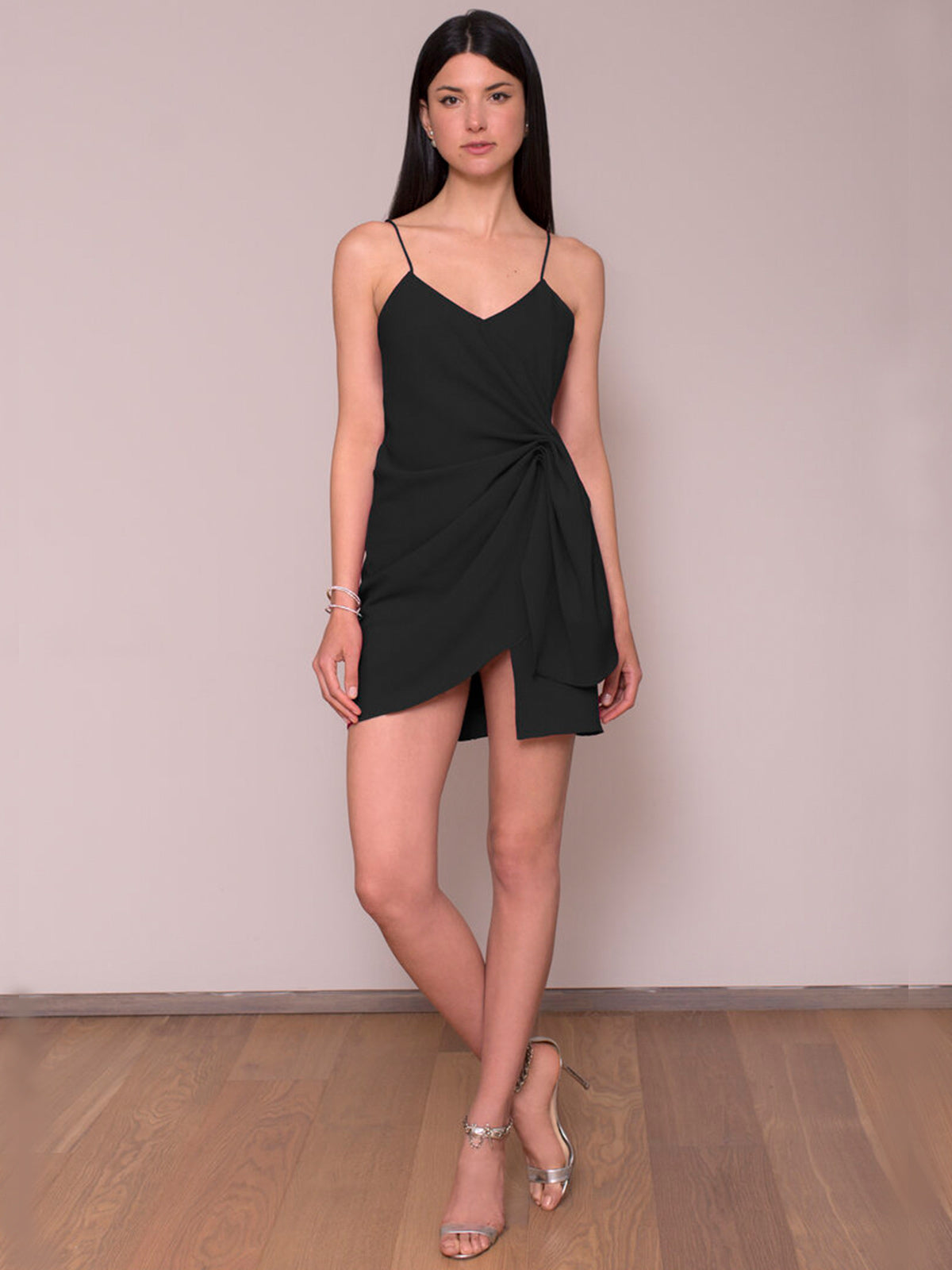 Raquel Mini Dress | Black Raquel Mini Dress | Black