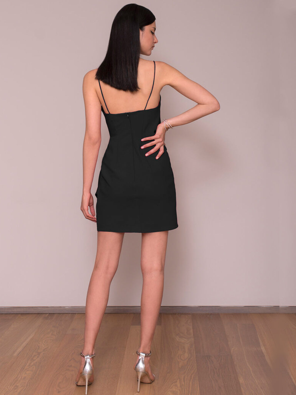 Raquel Mini Dress | Black