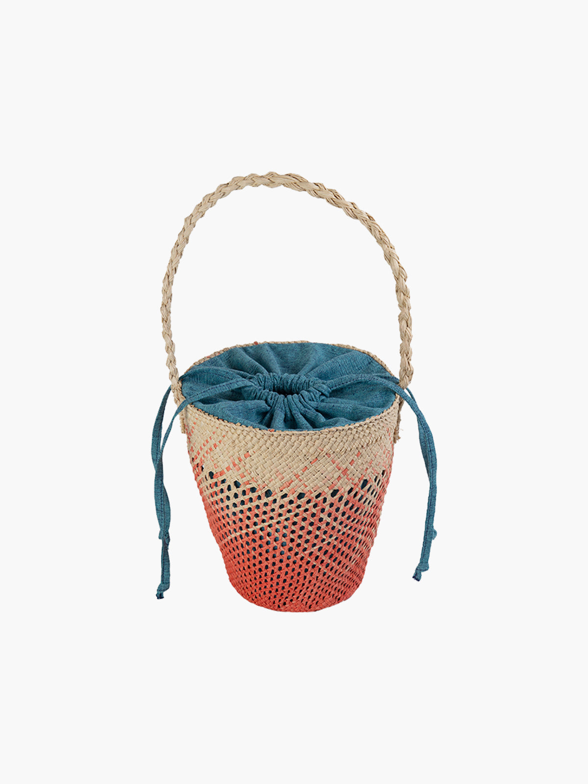 Basket Bag | Tomato