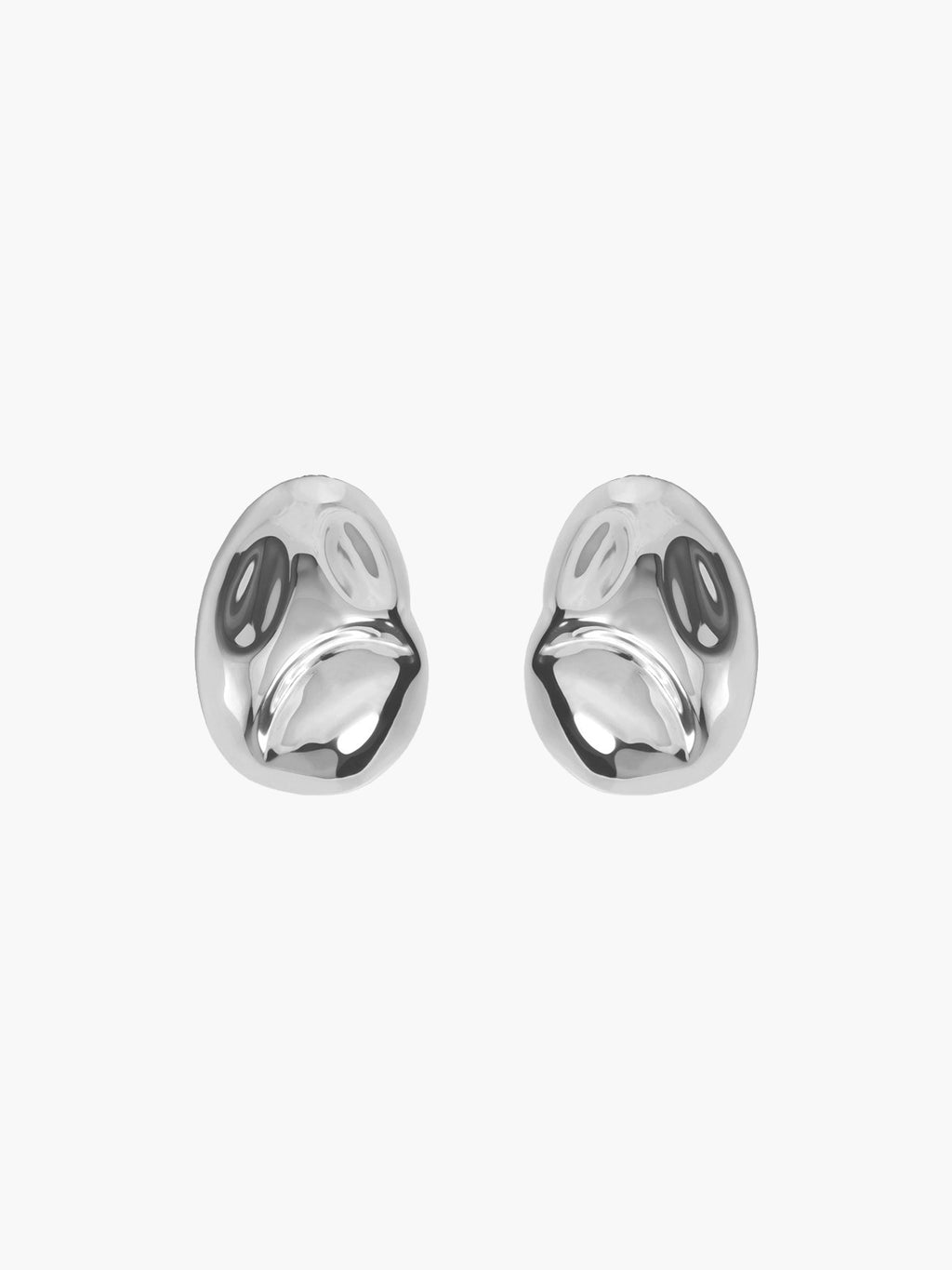 Cubagua Earrings | Silver