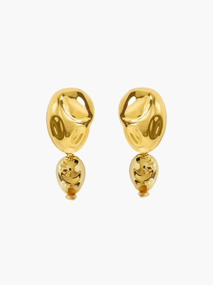 Oriente Earrings | Gold Oriente Earrings | Gold