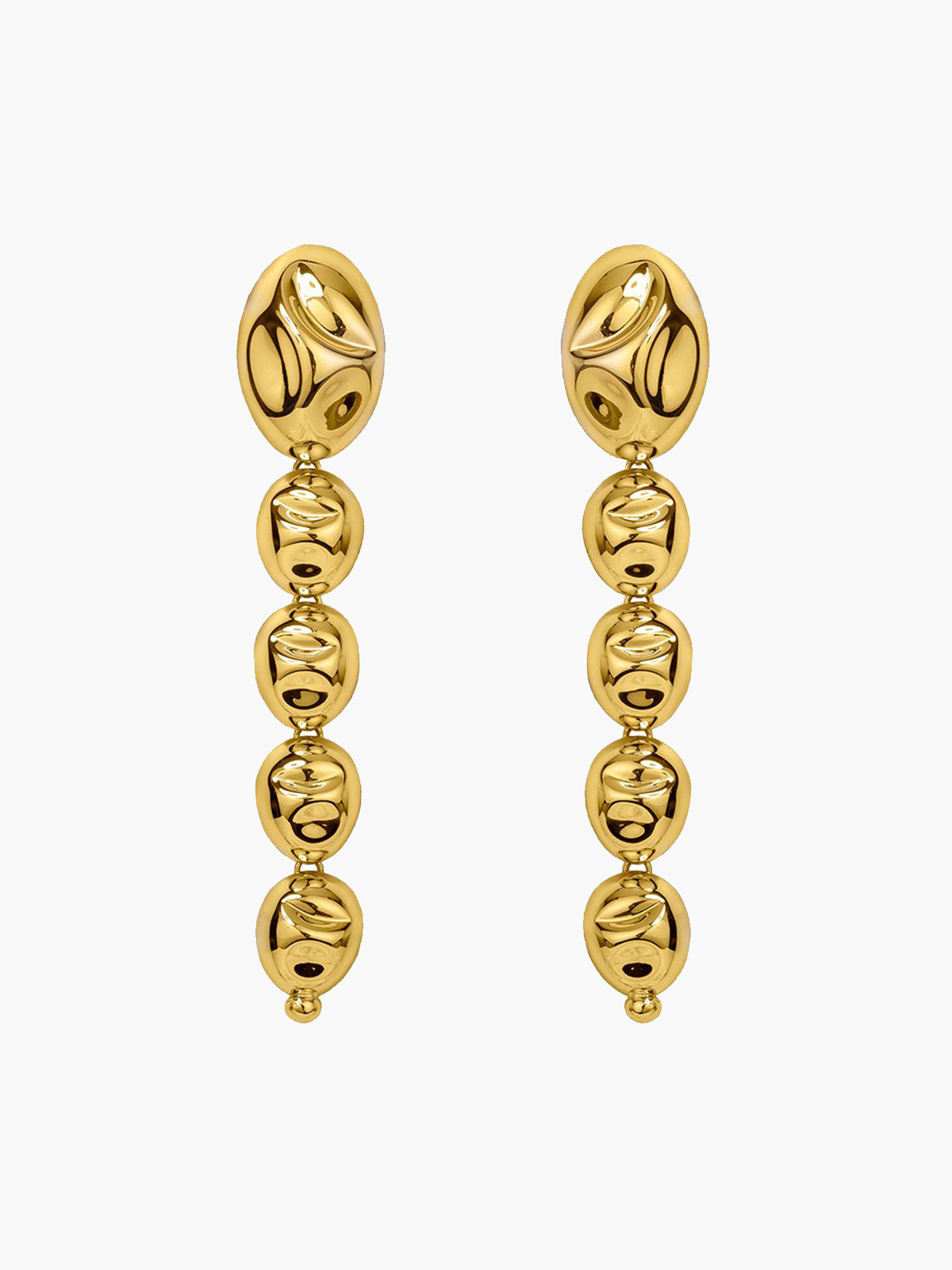Puerto Earrings | Gold Puerto Earrings | Gold