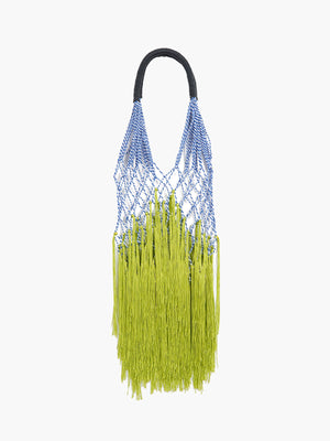 Daye Tote | Electric Lime Daye Tote | Electric Lime
