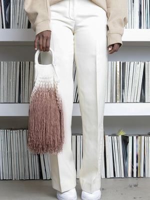Mini Fringe Bag | Ombre Tan Mini Fringe Bag | Ombre Tan