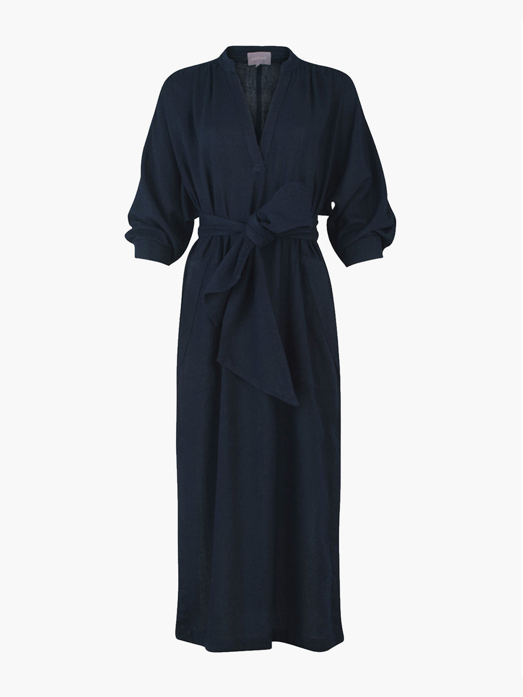 Celian Dress | Navy