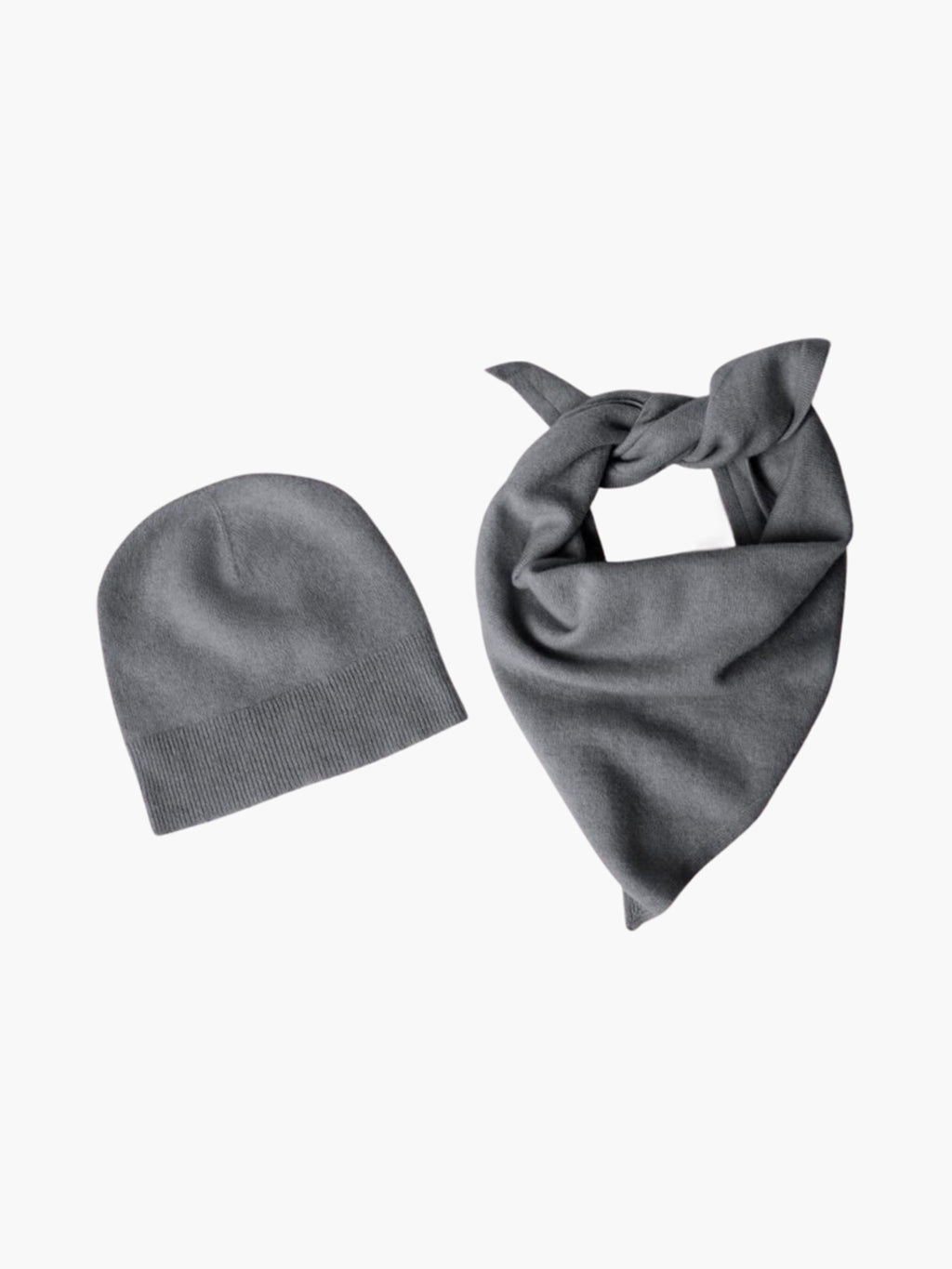 Beanie and Bandana Gifting Set | Charcoal