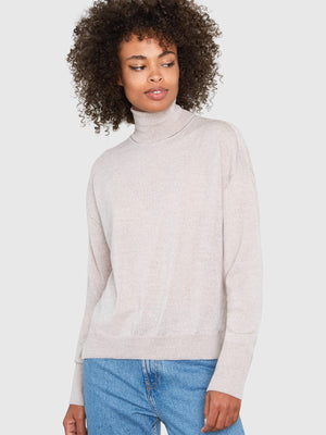 Eileen Turtleneck Relaxed-Fit Sweater | Marcona Eileen Turtleneck Relaxed-Fit Sweater | Marcona